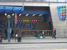 Subway - NY