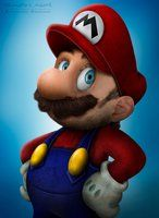 Olha aí o Super Mario!