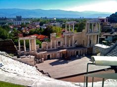 Plovdiv, Bulgaria, one of the world's oldest inhabited towns