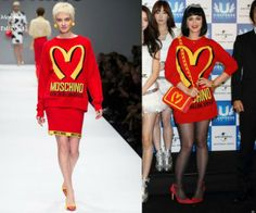 Katy Perry In Moschino - U-Express Live 2014 Press Conference. Re-tweet and favorite it here: https://twitter.com/MyFashBlog/status/440212640745275392/photo/1