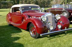 1939 Mercedes-Benz 770 K Cabriolet B | Conceptcarz.com