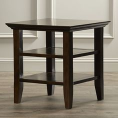 Charlton Home Horace End Table & Reviews | Wayfair