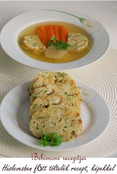 Bibimoni Receptjei Hungarian Recipes, Little Kitchen, School Lunch, Soups And Stews, Baked Potato, Cake Recipes, Grilling, Food And Drink, Favorite Recipes