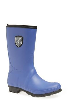 WINGS Lt. Blue | Tretorn | Boots Rain boots และ Rubber rain