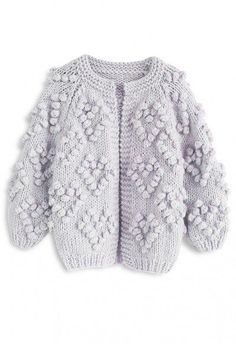 - Open front - Yarn balls trimmed heart shape pattern - Hand-knit - Not lined - wool, Acrylic - Hand wash cold/Dry clean Size(cm) Length Bust Shoulder Sleeves 31 66 24 29 34 68 25 31 37 70 26 33 40 72 27 35 43 74 Strick Cardigan, Chunky Cardigan, Pink Cardigan, Pink Sweater, Sweater Cardigan, Unique Fashion, Kids Fashion, Hot Pink Tops, Vintage Tops