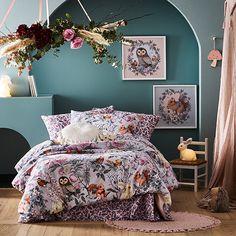 Fleur Harris Woodland Quilt Cover Set