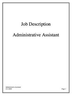 find out if you would make a good medical administrative assistant