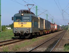 RailPictures.Net Photo: 1340 Hungarian State Railways (MÁV) V43 at Budapest, Hungary by zlaci