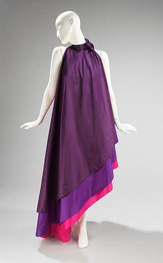 Dress Madame Grès, 1972 The Metropolitan Museum of Art