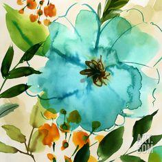 Naeva I Art Print by Margaret Berg at Art.com