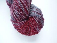 Hand Dyed Yarn - Wandering Wool
