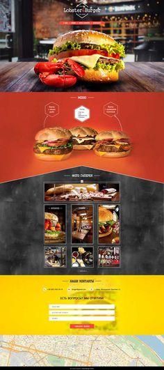 Diseños Web Para Inspirar Tu Trabajo Creative Industries - Cuisines design industries