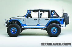 Custom Jeep Wrangler JK