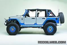 Custom Jeep Wrangler JK