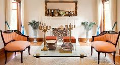 Mad Men Costume Designer - Janie Bryant Home - ELLE DECOR