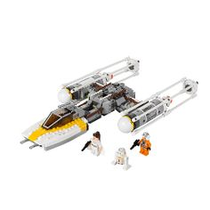 "LEGO Star Wars Gold Leader's Y-Wing Starfighter (9495) - LEGO - Toys ""R"" Us"
