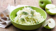 Оригинальный салат из белокочанной капусты с медом