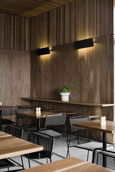 The shortlist for the 2017 Interior Design Awards for hospitality design has been announced. From experimental use of modern design to the most luxurious of fit-outs, here we showcase some of the leading venues in Australia and abroad. Australian Interior Design, Interior Design Awards, Restaurant Interior Design, Modern Interior Design, Restaurant Ideas, American Interior, Farmhouse Restaurant, Industrial Restaurant, Modern Bar