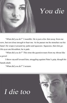 What did you do Tris...what did you do to Tobias