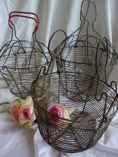 Great baskets, useful too