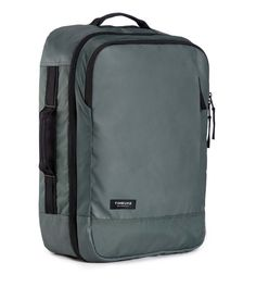 Timbuk2 Jet Pack, OS. A versatile, packable pack for long weekends and adventurous city day trips. Clamshell construction makes for easy packing and organizing. Padded internal pocket fits up to a 15 inch MacBook. Width:12.2 inches ; Height:18.9 inches; Depth:7.1 inches.