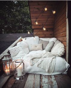 #terrace #lounging #porch #patio #backyard #hygge #cozy