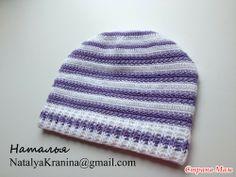 Зимняя шляпа крючком схема фото 425