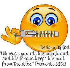 Proverbs 21:23 faith Bible verse.  Scripture of spiritual wisdom and inspiration.
