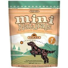 Zukes Mini Naturals Salmon Treats. http://bookscoupons.org/viewdetail.php?id=B001KVSPIC #Travel My dogs LOVE!