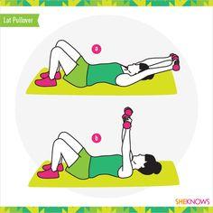 5 back exercises