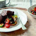 Karolína, domácí kuchařka Beef, Fit, Meat, Shape, Steak