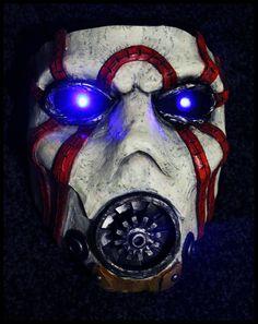Borderlands Custom Psycho Bandit Mask by Captainhask on Etsy, $250.00