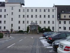 130th Station Hospital Heidelberg Germany. First Daughter was born here...