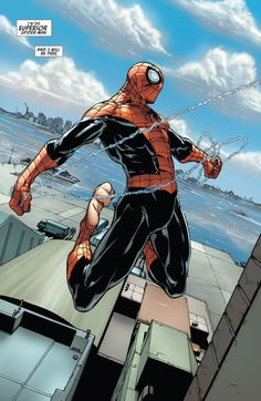 Superior Spider-Man #11 VF Stock Image