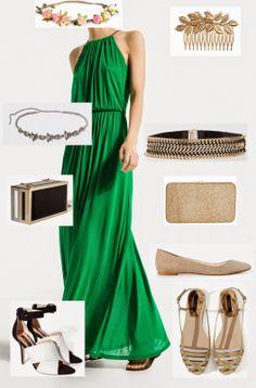 Blanco y negro combinado con un vestido de Massimo Duti o dorado, tú eliges  #fashion #lowcost  http://cuchurutu.blogspot.com.es/2014/05/complementos-de-boda-lowcost.html