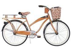 "26"" Huffy Champion Women's Cruiser Bike, Butterscotch, Beach Cruiser, Bike, NEW! #Huffy"