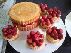 frische erdbeeren ... lecker