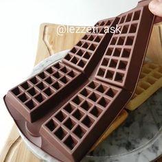 Waffle sevenler çift tıklayabilirmi 💜 Bugün pankek hamuruyla hazırladıgım çok gü...