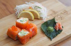 Japanese Potato Salad and Smoked Salmon