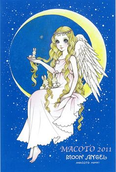 "Makoto Takahashi ""Moon Angel"" ***"