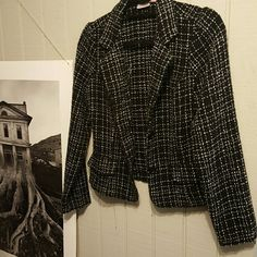 Twed jacket Like new, only selling because I got a more flambouyant one and I have too many clothes:) Jackets & Coats