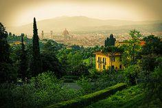 Romantic Italy by Gaukhar Yerk #GaukharYerkFine ArtPhotography #Italy #HomeDecor #Florence #Toscany #HomeArt #FineArtPrints #interiorDesign