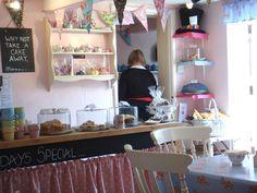 The Mad Hatters Tea Shop Vintage Tea Shop in Wymondham Norfolk