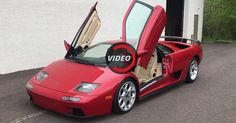 Behold All The Wonderful Quirks Of The Crazy Lamborghini Diablo