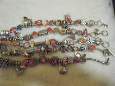Alabama Colletable  College Football Bracelets