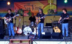 The Sun Kings, best Beetles tribute band around. Saturday, August 17. Come dance & relive the 60s and 70s! 6-10 p.m.