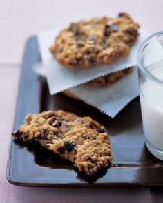 Chocolate Oatmeal Raisin Cookies Recipe