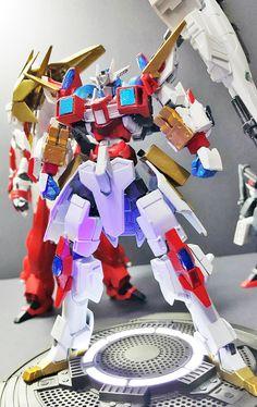 GUNDAM GUY: HG 1/144 Denial Gundam - Customized Build