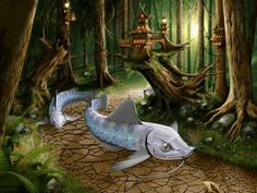 "When I was little my mom would tell me wonderful stories that were always about ""Elisse in the Magic Forest""..."