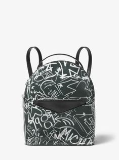 3e84d11ffadf Chic and compact, our Jessa backpack is constructed from smooth leather  detailed with our logo
